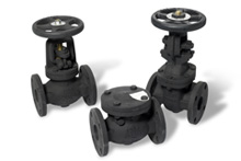 Hammond Cast Iron Valves