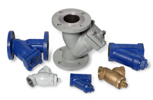 Titan Y-Strainers & Check Valves