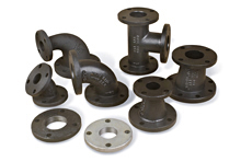Cast Iron Flanged Fittings