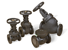 Crane Cast Iron Valves