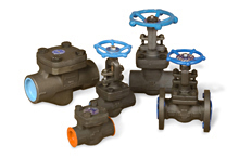 Smith Forged Steel Valves